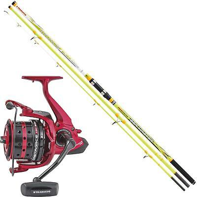 Surf Fishing Kit Kronos Sea Master MN 420 Castforce 8000 XSD Reel • 135.92£
