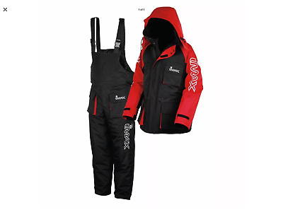 Brand New Imax Thermo Suit 2pc Sea Fishing 100% Waterproof Windproof  • 79.99£