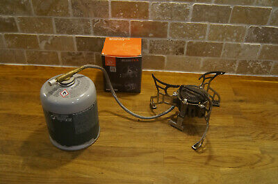 Bulin Stove + New Gas & Cover Carp Set Up Fishing Cooker • 10£