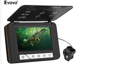 EYOYO: Tropical Sea Fishing Fish Finder Video Camera Recorder 5  HD Screen  • 248.55£
