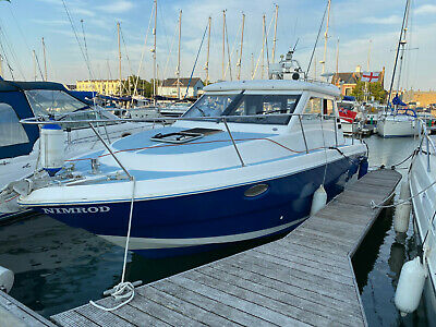 9M 400Bhp Fishing, Cruser, Power Boat (px For Bigger Boat Possible). • 28,000£