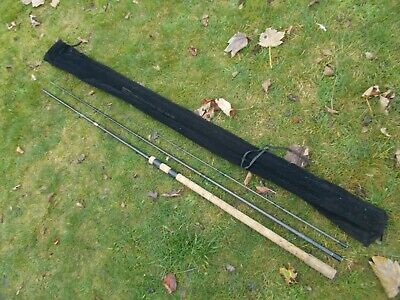 Shakespeare Equalizer Extended Splice Match 390 Float Rod FISHING SET UP • 37.99£
