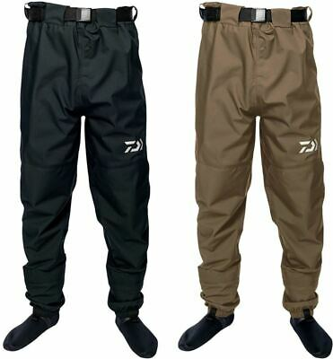 Clearance New Daiwa Breathable Waist Waders  - All Sizes • 59.99£