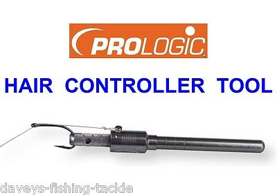 Prologic Hair Controller Tool For Tying Carp Fishing Braid Hair Rigs Pop Ups Etc • 18.95£