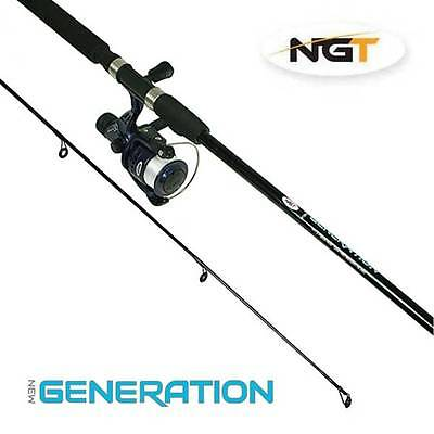 New Generation Combo - 7ft Fishing Rod & Spinning Reel Combo 10-25g River Lake • 27.95£