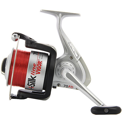 Lineaeffe Silk Full Size Beachcasting / Beach / Sea Fishing Reel With Line • 13.21£