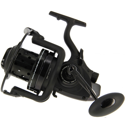 Dynamic 7000 10 BB Big Pit Large Carp Fishing Bait Reel Runner +Spare Spool • 43.86£