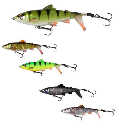 SAVAGE GEAR NEW 3D Smash Tail Fishing Lure - 10cm - 17g - All Colours  • 9.99£