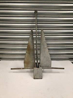 Meon Sand Anchor 6.5kg  Boat Anchor Mark 7 • 30£