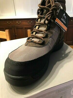 Special Offer Korkers Outfitter Multi Sole Wading Boots All Sizes With 2 Soles • 85.95£