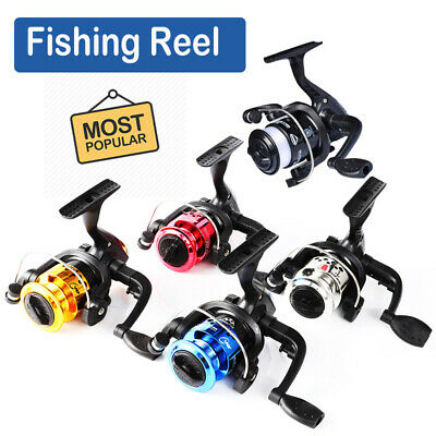 NEW Float Feeder Match Fishing Reels Fixed Spool Front Drag Coarse Fishing Reel • 6.88£