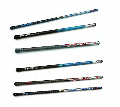 Delta Telescopic Pole / Whip (telepole) Choose From 3,4,5,6,7,8,9,10 Mtr Lengths • 12.08£