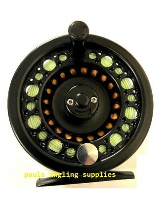 Shakespeare Fly Fishing Fly Reel Line MIDGE TIP LINE WF7 Fitted & Backing Line  • 32.95£