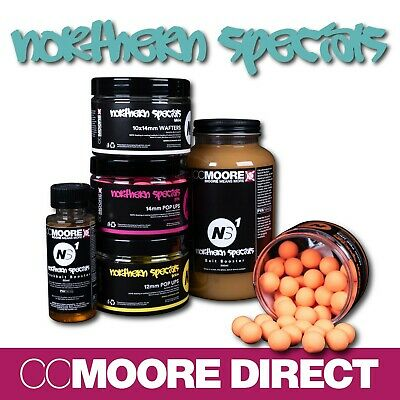 Cc Moore Northern Specials (ns1) Pop Ups, Wafters, Booster, Full Range Available • 9.49£