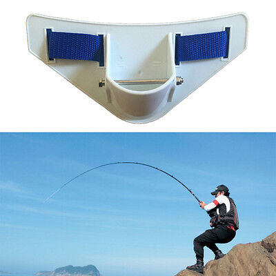 Stand Up Fishing Waist Gimbal Fighting Belt Rod Holder  Tackle Game Jigging RC • 9.16£