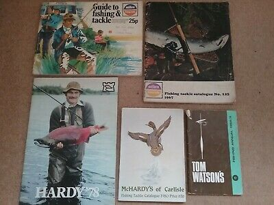 Old Fishing Catalogues • 4£