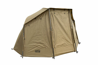 FOX NEW EOS 60  Brolly System With Groundsheet - Carp Fishing - CUM291 • 189.99£