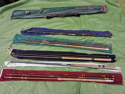 Vintage Fishing Rods • 50£