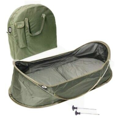 Ngt Carp Fishing Pop Up Cradle Protective Unhooking Mat And Carry Case • 24.95£