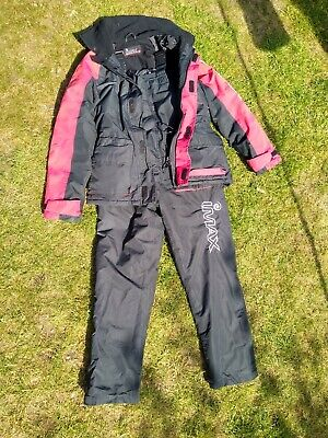 IMax Thermo Fishing Suit 2 Piece Size S • 45£