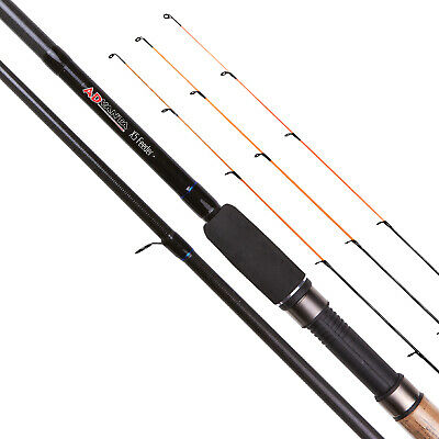NEW Advanta X5 Feeder Rods 11ft Sections: 2 AD186 • 44.99£