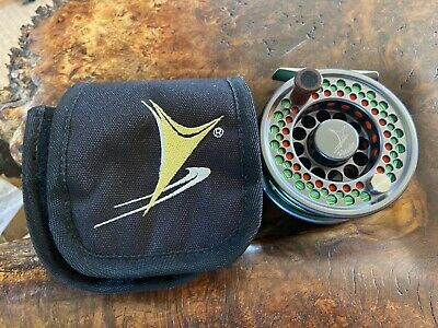 Rare Unused Vosseler DC3 Fly Reel With Backing & Floating Line In Case  • 255£