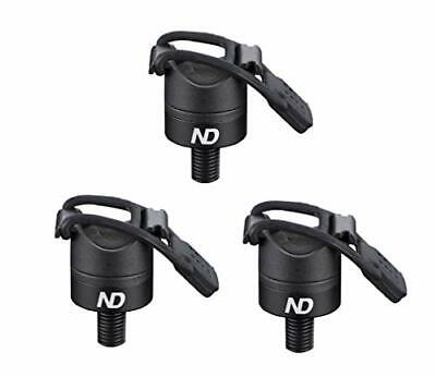 New Direction Tackle 3*Magnetic Butt Rest P8 For Carp Fishing Rod(3 PCS) • 23.99£