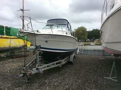 Sport Craft Fishmaster 2350 • 18,000£